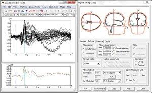 Multi-start dipole modeling,
