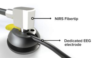 NIRS EEG optode