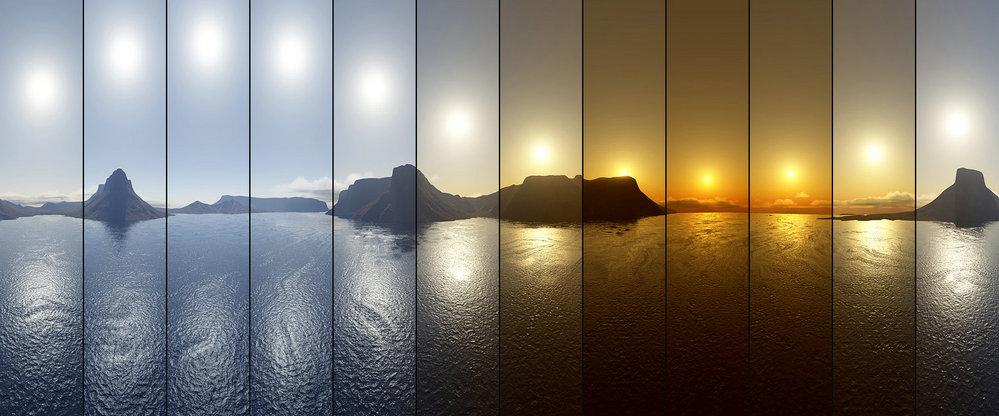 LEDCube - Reproducing high quality daylight illuminant
