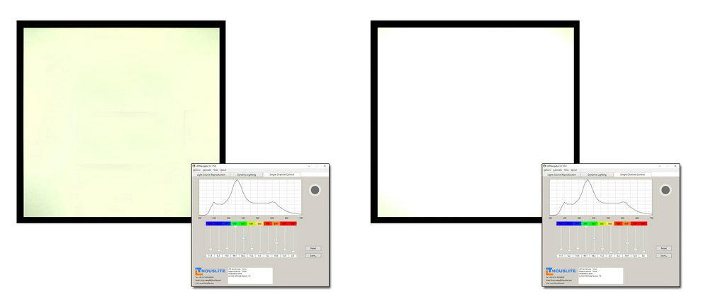 LEDCube - High light intensity output and luminance adjustable