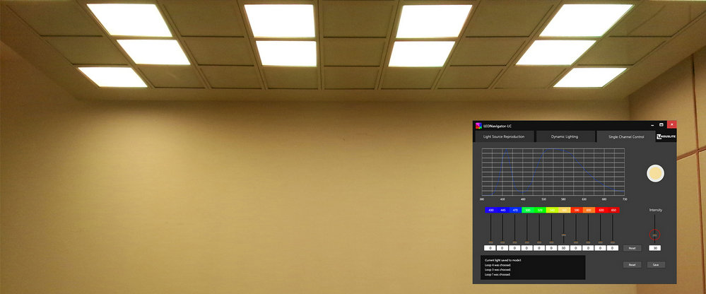 LEDCube - Single-channel control